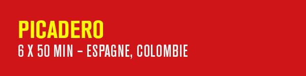 PICADERO – 6 x 50 min – Espagne, Colombie